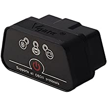 Vgate iCar 2 - Bluetooth para interfaz de diagnóstico EOBD, OBDII y OBD 2
