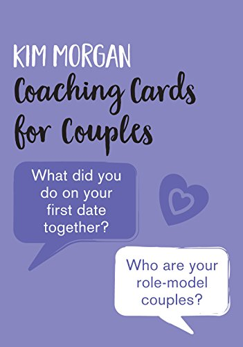 Coaching Cards for Couples (Barefoot Coaching Cards) por Kim Morgan