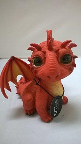Vivid Arts Pet Pals Gamme – Queue Spike Rouge Dragon