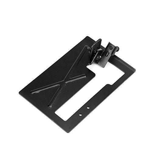 Einstellbare verdickte Stahlplatte Winkelschleifer Halterung Ständer Halter Schneidemaschine Conversion Tool mit Support Base