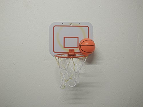 2. Wahl Mini Basketballkorb Basketballring Basketball Kinder Büro Fun Basket Minikorb