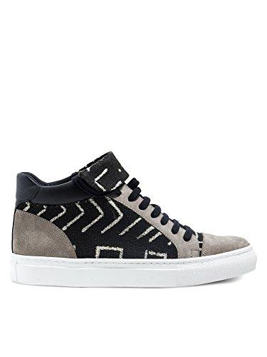 Assty Ladies Salima High Sneaker Gray (grigio 02)