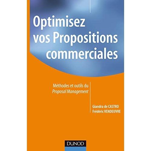 Optimisez vos propositions commerciales: Méthodes et outils du Proposal management