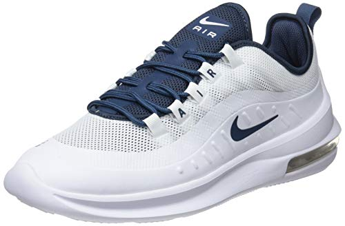 Nike Herren Air Max Axis Laufschuhe Weiß (White/Monsoon Blue 105) 44.5 EU