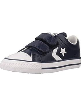 Converse Lifestyle Star Plyr 2v Ox, Zapatillas Unisex niños