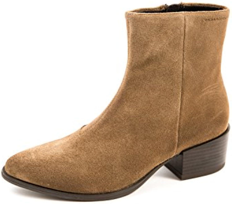 Vagabond Damen Western Boots Braun Taupe Gr. 37