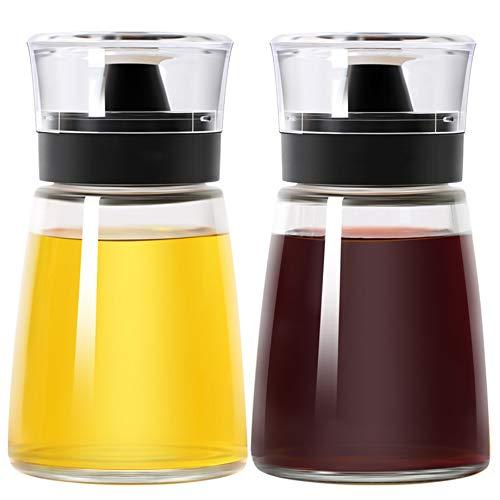 Bottiglia di olio per uso domestico bottiglia di condimento utilizzato per conservare olio/salsa di soia/aceto