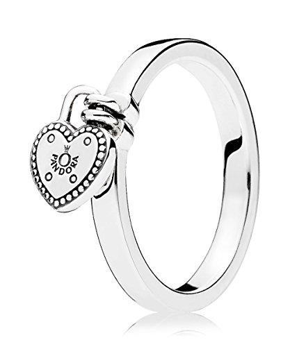 anello pandora argento