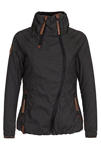 Naketano Female Jacket Kanone ist Geladen Black, XL