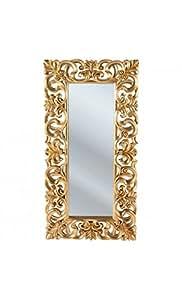 Kare design - Miroir design Italien Baroque Gold 180x90