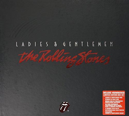 Rolling Stones - Ladies & Gentlemen (Limited Deluxe Ed) (3 Dvd)