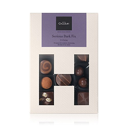 Hotel Chocolat- Serious Dark Fix H-Box