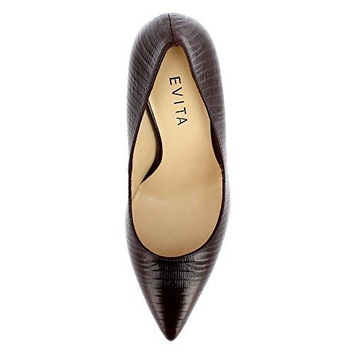Evita Shoes Alina, Chaussures À Talons Pour Femme