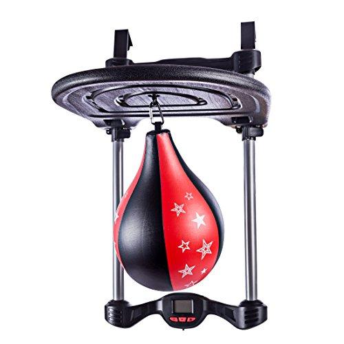 MRKE Punchingball Boxen, Kinder Punchingball Anhänger Boxball Kinder mit Zeitschaltuhr