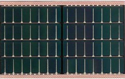 POWERFILM mpt4.8-150FLEXIBLE SOLAR Dünnschicht-Modul, 4,8V bei 100mA, 9,4x 15cm Größe Powerfilm Solar-panel