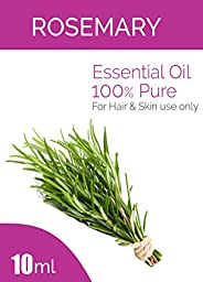 Rosemary Essential Oil for Hair and Skin - 100% Natural, Pure & Organic (1