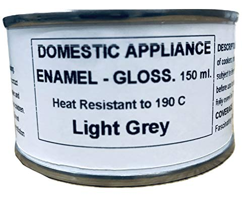 1 x 150ml Light Grey Gloss Fridg...