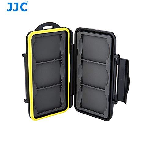 JJC Gehäuse für Speicherkarte (wasserfest) für-6x CompactFlash -