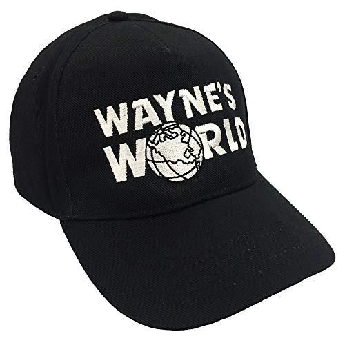Wayne World Hut Waynes World bestickte Baseball Cap