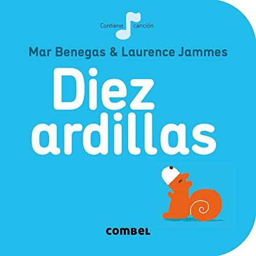 Diez ardillas (La cereza) por Mar Benegas Ortiz