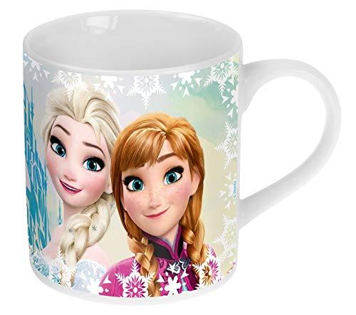 Disney Frozen - Die Eiskönigin Anna & Elsa Premium Tasse im ()