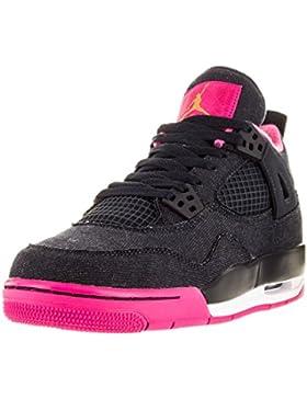 Nike Mädchen Air Jordan 4 Retro Gg Laufschuhe