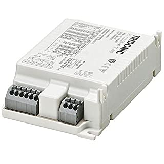 Arclite 22176410 A + to Ballast, Metal, 10 W, Grey, 35 x 35 x 25 cm