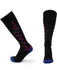 Beydodo Calcetines Deportivos Hombre Calcetines Hombre GYM 5 Par de Calcetines Calcetines Futbol Hombre Calcetines Running