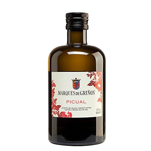 Kaltgepresstes Olivenöl 0,5 l / Duo Picual Aceite de Oliva Virgen Extra (Thunfisch-oliven-öl)