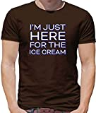 Best M & M's Chocolate Desserts - Here for The Ice Cream - Mens T-Shirt Review