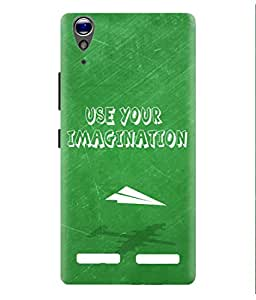 Lenovo A6000 Printed Back Cover Hybrid Strong Hard Plastic Case Cover by Print Vale For Girls & Boys(Next Day Dispatch Guaranteed)