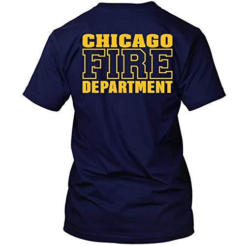 -Shirt in Navy/Gelb (XL, Navy) ()