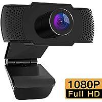 OSCAR BATES USB HD LED c/ámara web micr/ófono para ordenador PC port/átil de escritorio BT Webcam micr/ófono AU