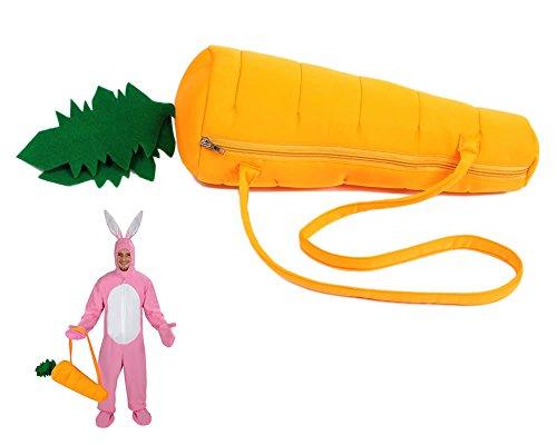 Eine Karotte Kostüm - Hasen Tasche Möhre Karotte das
