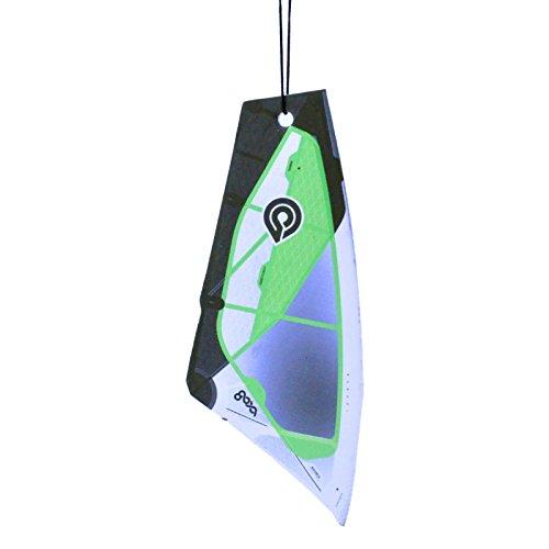 Preisvergleich Produktbild Lufterfrischer Windsurf Goya Bounce black Duftbaum Fresh Windsurfing Auto PKW Bulli