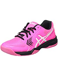 Asics Gel-Dedicate 5, Zapatillas de Deporte para Mujer