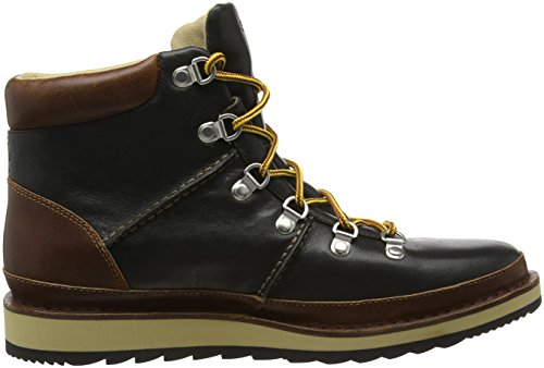 Sperry Top-Sider Dockyard Alpine, Bottes Chukka Homme Bleu (Navy)