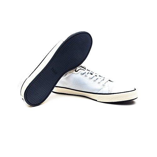 Polo Ralph Lauren Klinger Uomo Sneaker Bianco Bianco