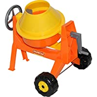 Polesie Polesie56542 Concrete Play Mini Cement Mixer, Multi Colour