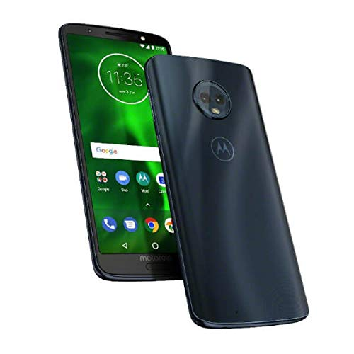 Motorola Moto G6 SIM Singola 32Gb - 5.7' FHD, 3GB Ram, 12Mpx Dual Camara - Colore Indaco