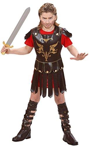WIDMANN 73098–Kostüm Gladiator Romano, in Größe 11/13Jahren