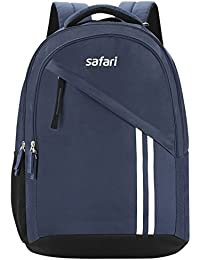 Safari 27 Ltrs Navy Blue Casual Backpack (Sport)