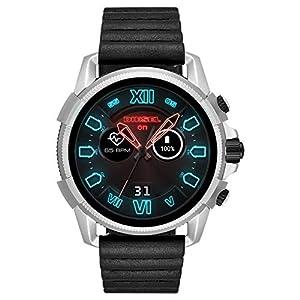 Diesel Smartwatch Pantalla táctil para Hombre de Connected con Correa