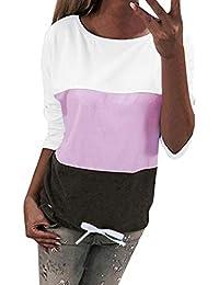 Sonnena Sudadera Mujer Sudadera con Capucha Otoño Caliente, Capucha de Manga Larga con Estampado de Letras para Mujer Blusa con Cuello Redondo