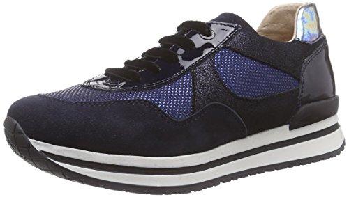 Unisa DULAN_F15_KS_KG, Low-Top Sneaker Ragazza, Blu (Blau (Baltic)), 33