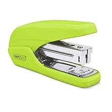 Rapesco 1395 X5-25ps Stapler, Less Effort, 25 Sheet Capacity - Green