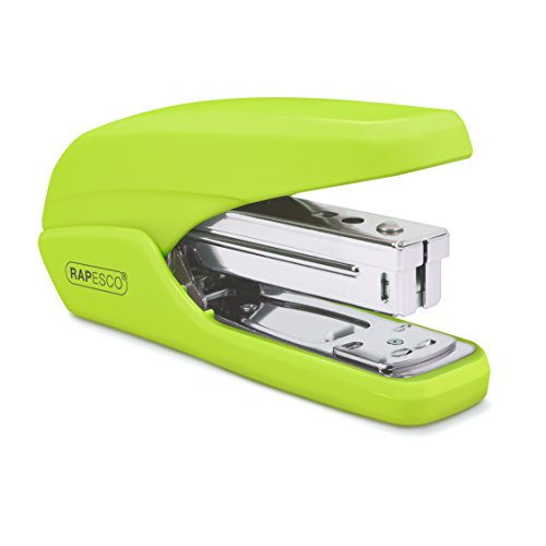 Rapesco X525ps Agrafeuse effort minimal 25 feuilles Vert