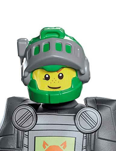 LEGO máscara, Kids nexo Aaron disfraz accesorio