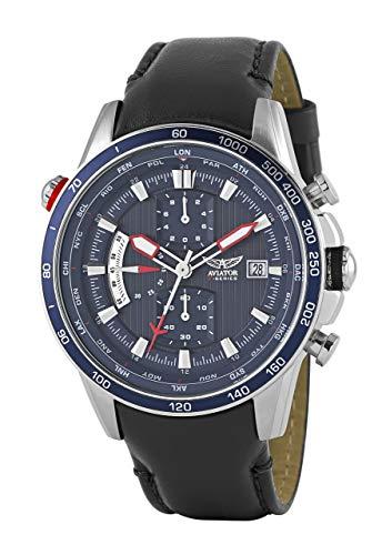 Aviator F-Series AVW2020G287 - Cronografo da uomo