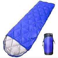 SZ JIAOJIAO Bolsa de Dormir Sobre luz portátil con Abajo Saco de Dormir Impermeable y cómoda
